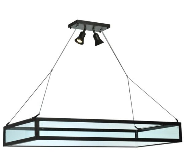"""8676710   49"""" Long ClubHouse Oblong Inverted Pendant"""