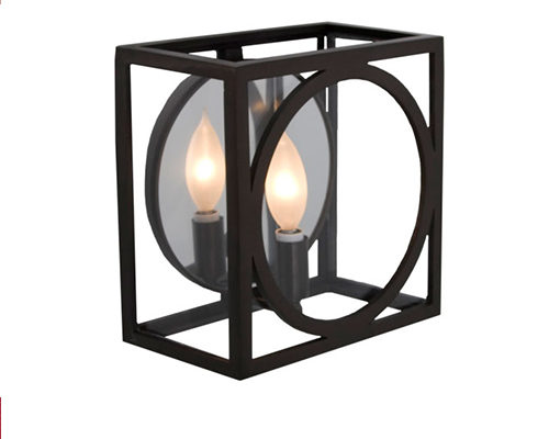 #235388 Geo Wall Sconce