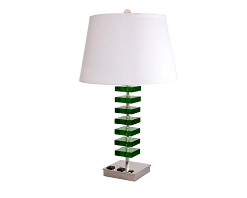 #235041 GreenStacks Table Lamp - Dallas Marriott