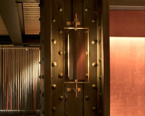Soho Wall Sconce - Nobu Restaurant NYC