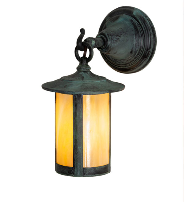 """8675314   6"""" Wide Elmsford Prime Hanging Wall Sconce"""