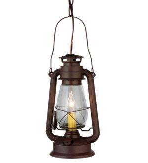 "8675448 | 7"" Wide Cavern Lantern Mini Pendant"