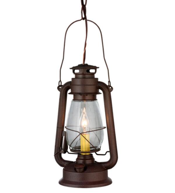 "8675448   7"" Wide Cavern Lantern Mini Pendant"