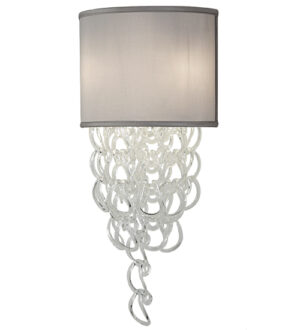 """8675453   15""""W Coralie Wall Sconce"""