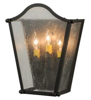 """8675472   12""""W Valerius Wall Sconce"""