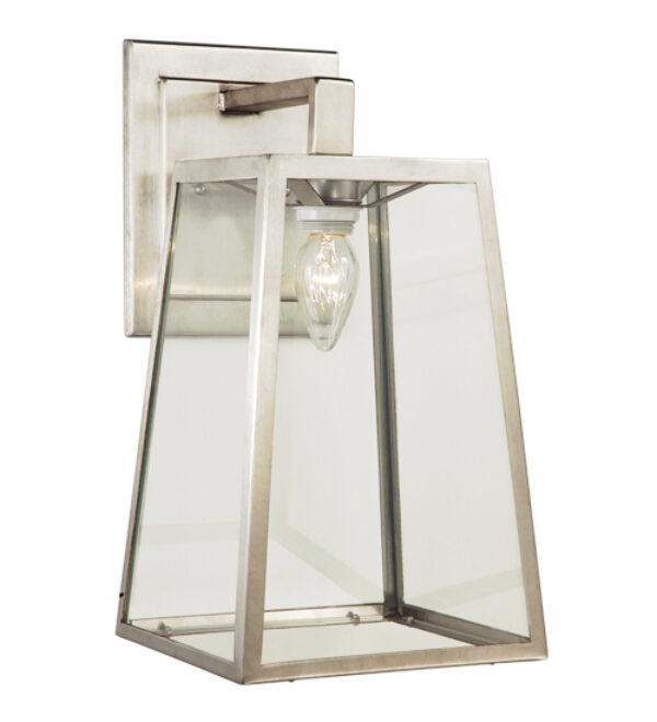 """8677327   9.25""""W Roosevelt Wall Sconce"""