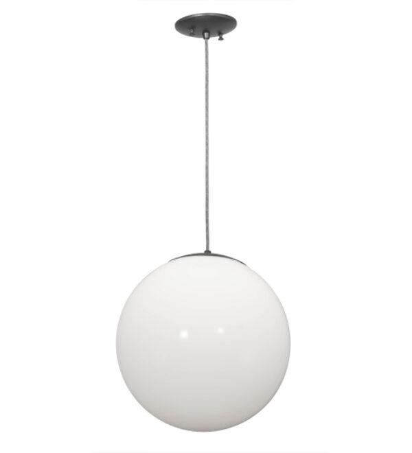 "8677402 | 14"" Wide Sphere Pendant"