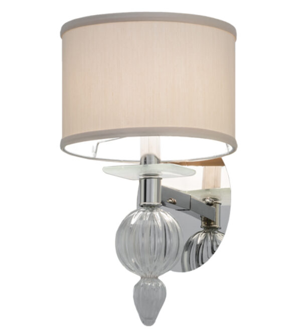 """8677509   8""""W Clubhouse Wall Sconce"""