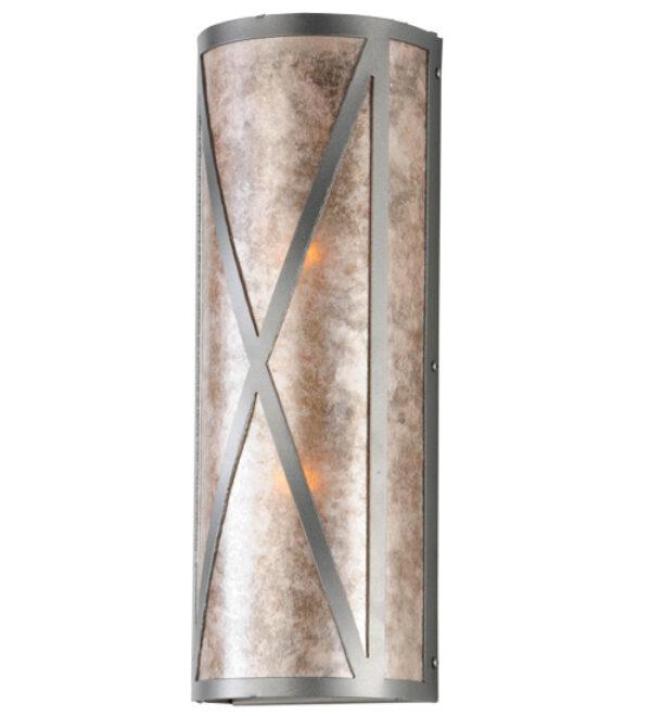 "8677533 | 6""W CigarBar Wall Sconce"