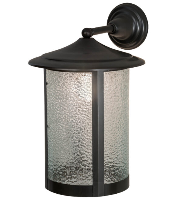 """8677898   12""""W Elmsford Solid Mount Wall Sconce"""