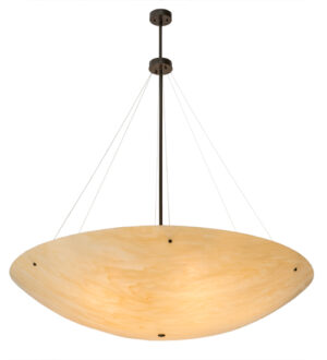 """8675977   60"""" Wide Tess Inverted Pendant"""
