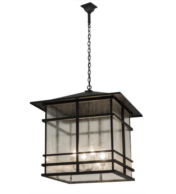 "8675995 | 30"" Square Setauket Lantern Pendant"