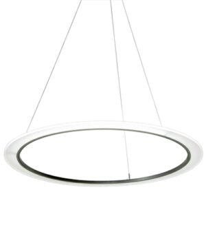 "8676147   60"" Wide Saturn Rings Pendant"