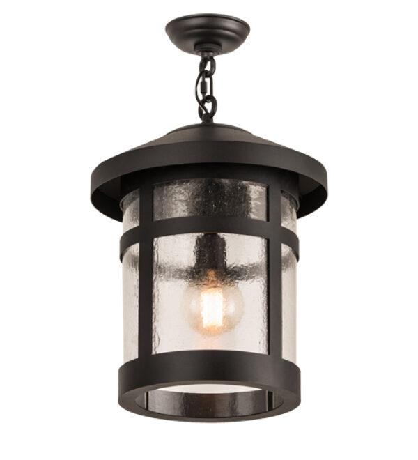 """8678597   14"""" Wide Elmsford Hanging Lantern Pendant"""
