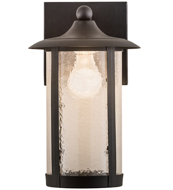 """8676169   8""""W Elmsford Solid Mount Wall Sconce"""