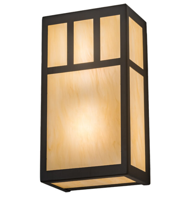 """8676270   6.5"""" Wide Roosevelt Wall Sconce"""