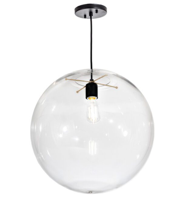 "8676274 | 18"" Wide Sphere Pendant"