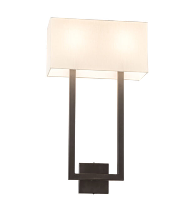 """8678793   16"""" Wide ClubHouse Wall Sconce"""