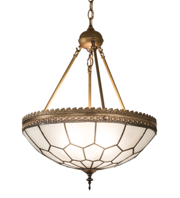 "8678858 | 19"" Wide CityHall 3 Light Ceiling Pendant"