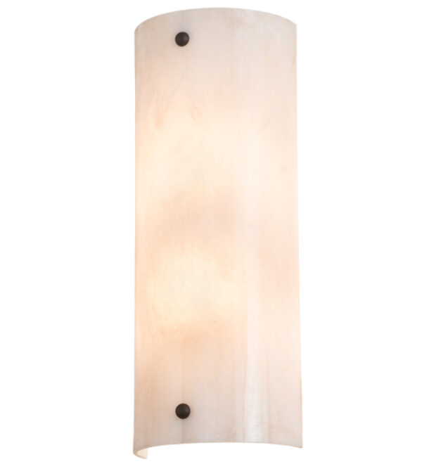 """8678868   7"""" Wide FusedGlass Wall Sconce"""