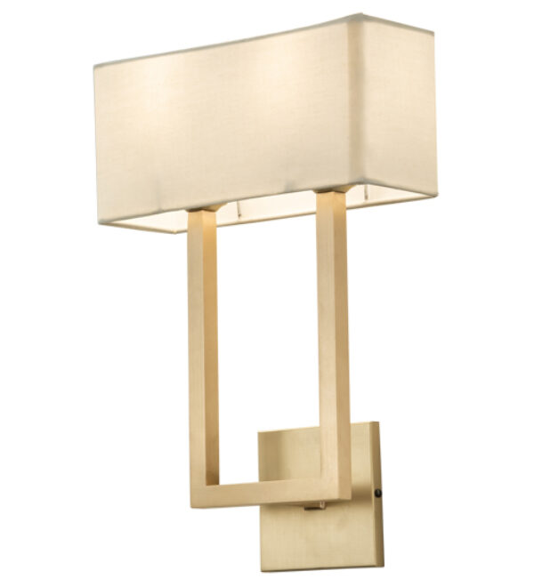 """8679021   12"""" Wide ClubHouse Wall Sconce"""