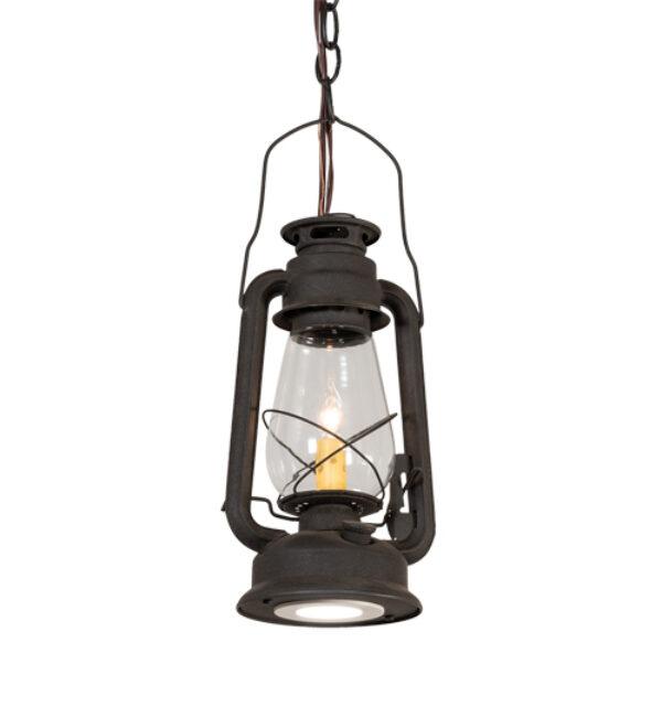"8676399   7"" Wide Cavern Lantern Mini Pendant"