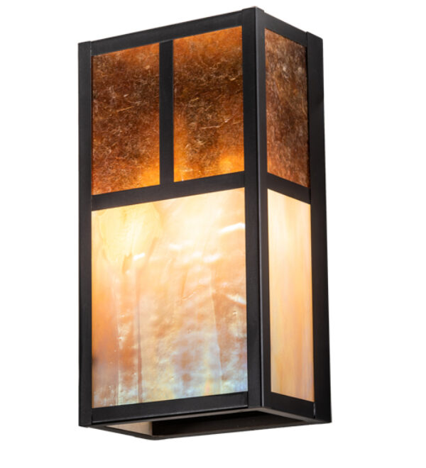 """8679134   7"""" Wide Roosevelt Wall Sconce"""