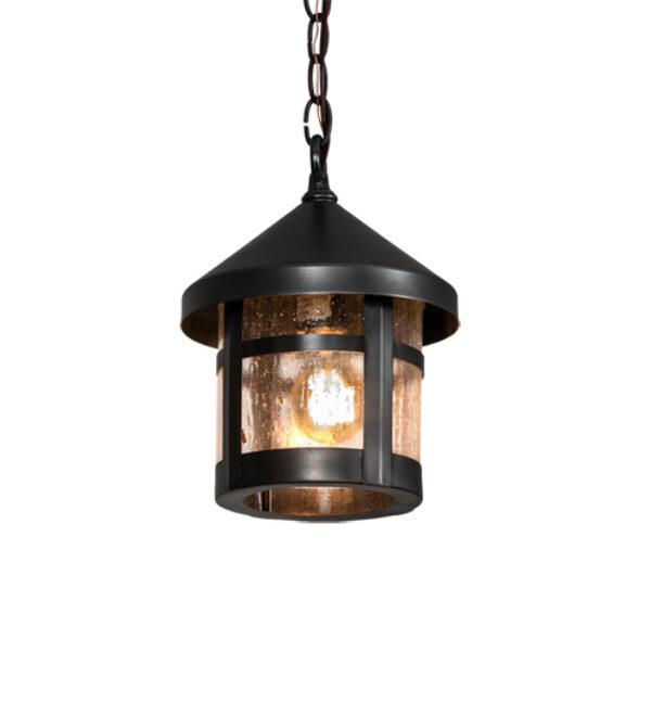"8679195   8"" Wide Elmsford Lantern Pendant"