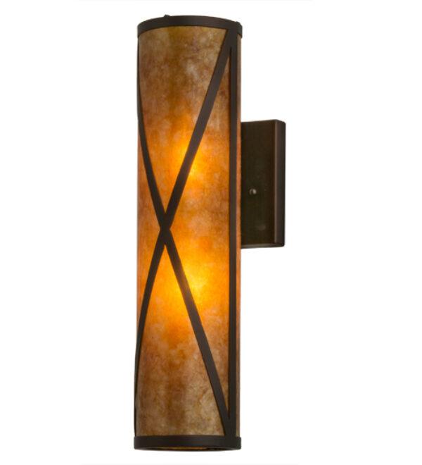 "8676619 | 5""W CigarBar Wall Sconce"