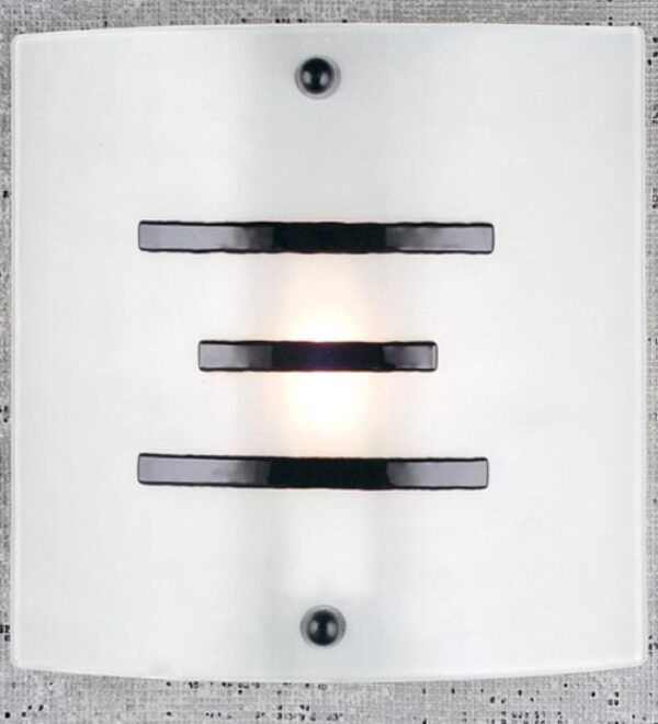"8676652 | 11""W FusedGlass Wall Sconce"